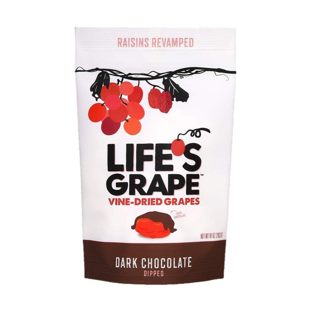 Life's Grape Dark Chocolate Raisins