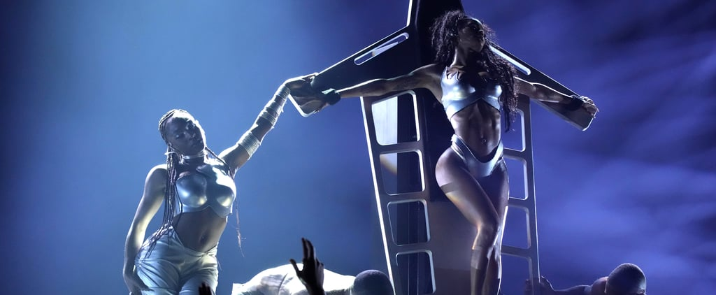 Who Did Normani Give a Lap Dance to at the 2021 MTV VMAs?
