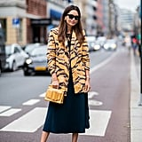 Style It With an Animal-Print Coat