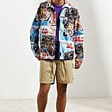 Herschel Supply Co. X Basquiat Voyage Coaches Jacket