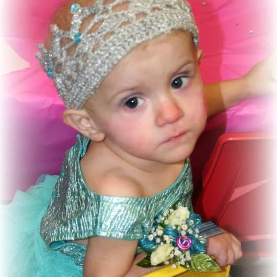 Toddler With Cancer Has Bucket List (Video)