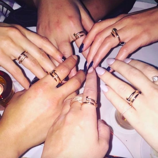 Pretty Little Liars Matching Cartier Rings
