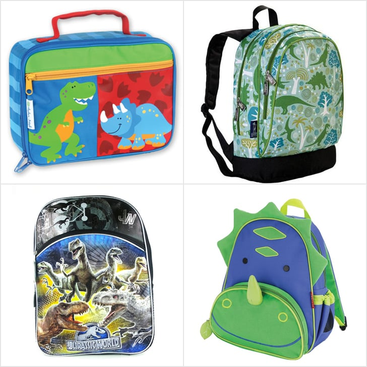 Dinosaur Backpacks and Lunchboxes For Kids Back to School ...