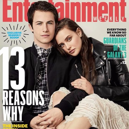 13 Reasons Why Entertainment Weekly Cover 2017