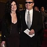 Jack Nicholson et Lara Flynn Boyle