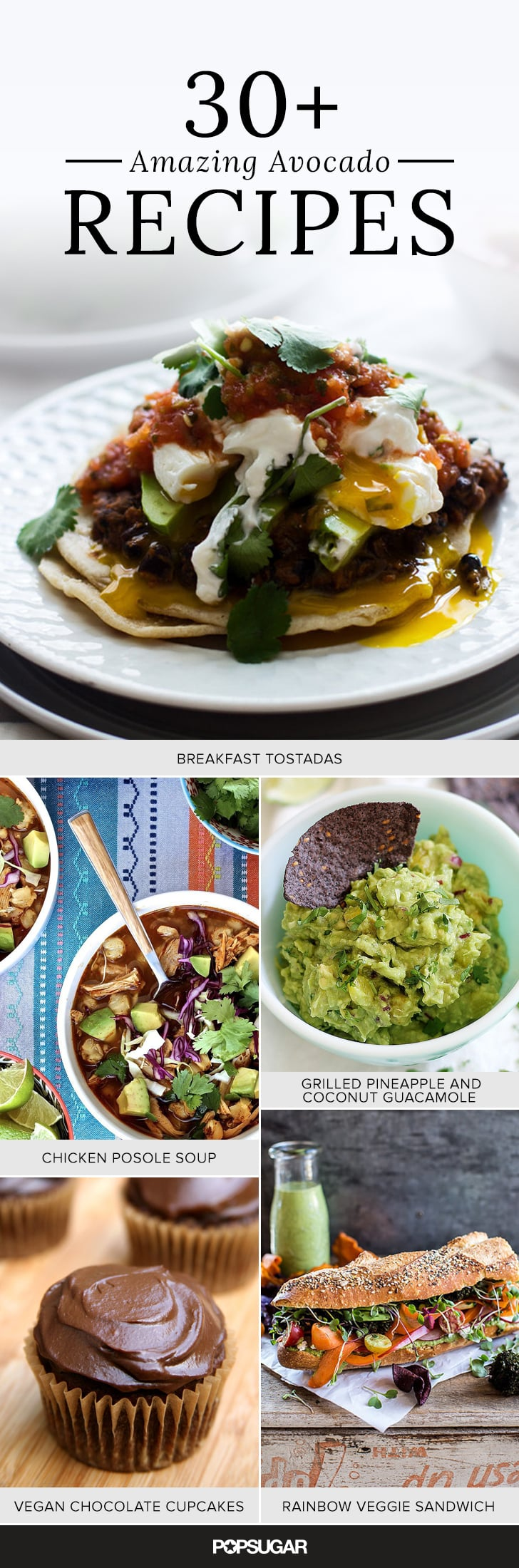 33 Amazing Avocado Recipes