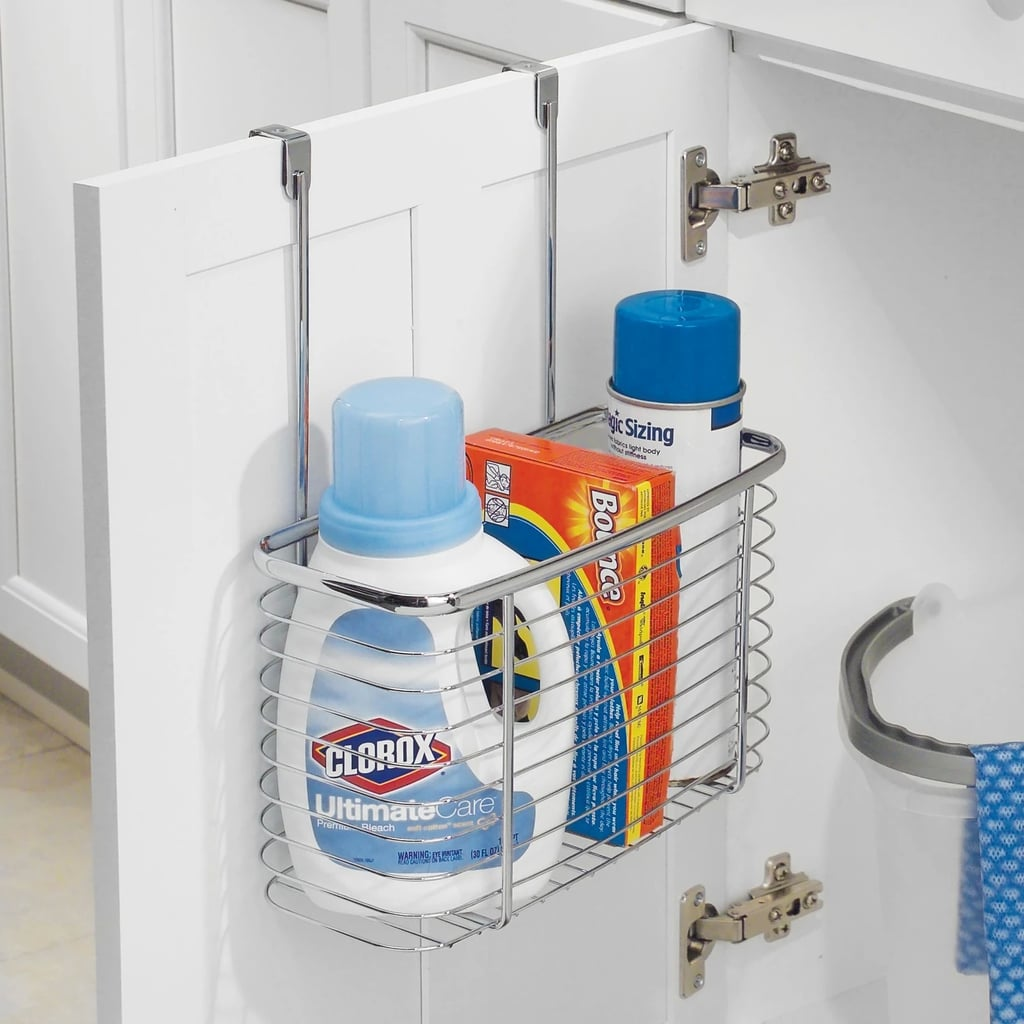 InterDesign Axis Over-the-Cabinet Storage Basket
