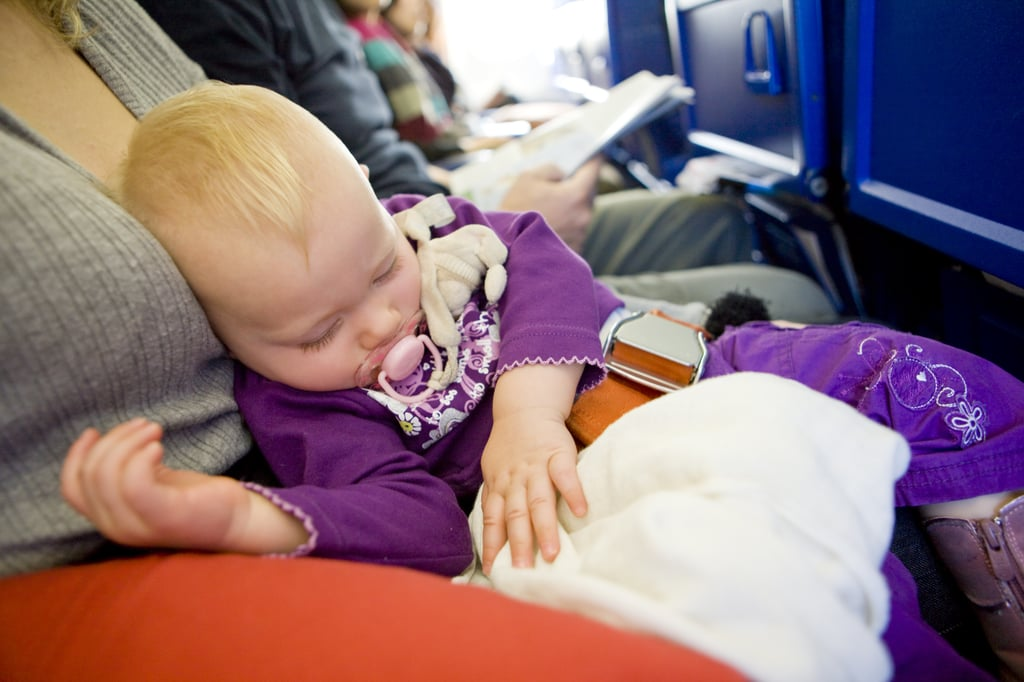Moms Flying With Kids