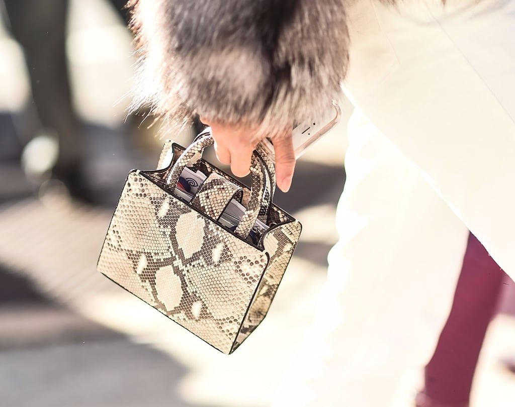 Bag and Shoe Inspiration Ahead! See the Best NYFW Street Style Accessories