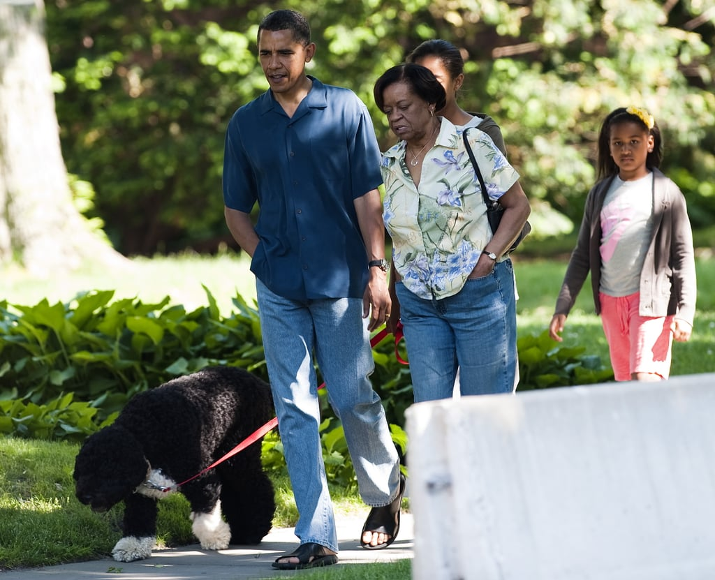 Bo Takes a Memorial Day Holiday to Chicago
