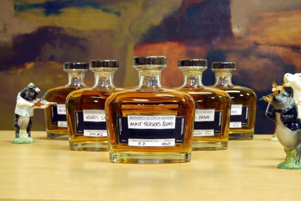 Whiskey Blender