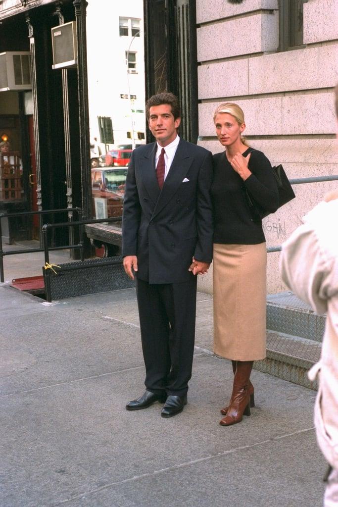 Carolyn Bessette Kennedy Wedding Dress 39 Fabulous