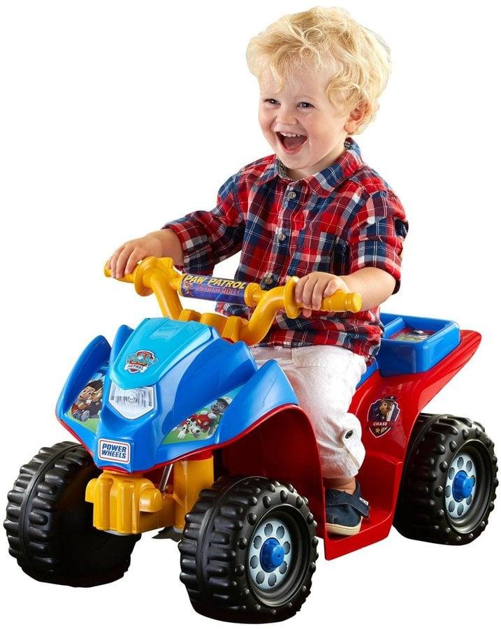 Fisher-Price Power Wheels Paw Patrol Lil' Quad