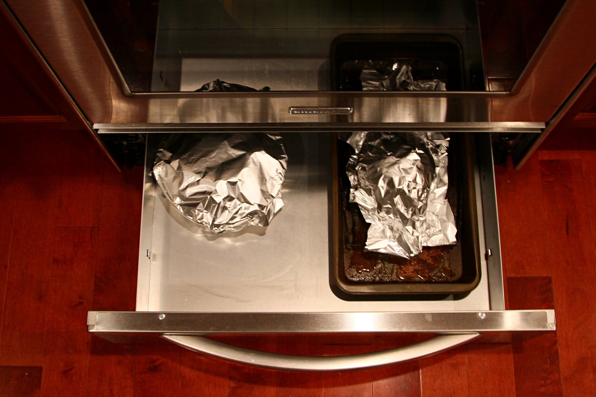 Food Warmer Below Oven ~ What s the purpose of an oven drawer popsugar food