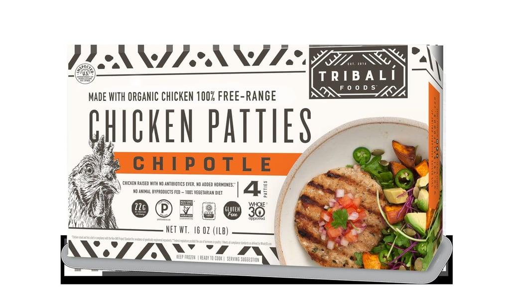TRIBALÍ Foods Frozen Burger Patties