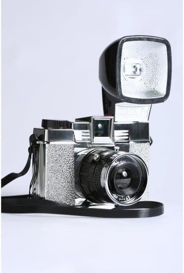 Lomography Diana F+ Chromatic Camera ($110)