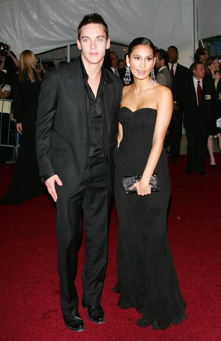Jonathan Rhys Meyers and Reena Hammer in 2006 | Met Gala ...