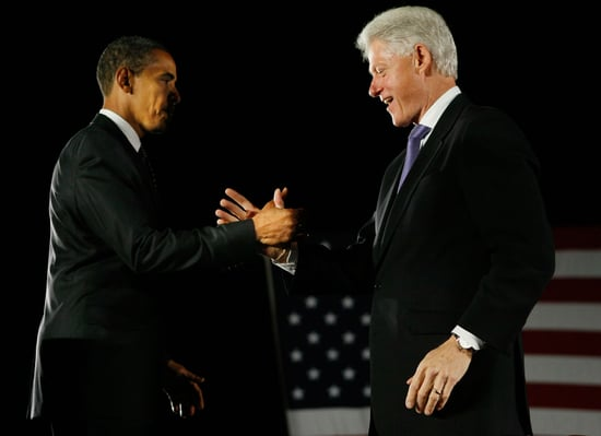 Bill Clinton Says Obama Should Be More Hopeful