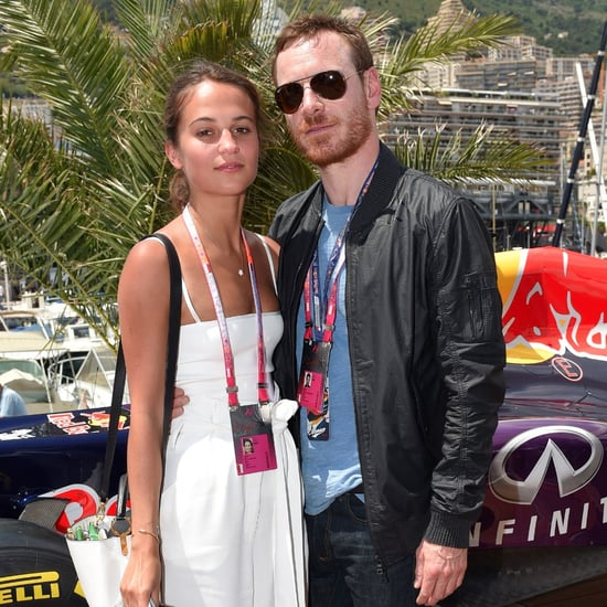 Michael Fassbender and Alicia Vikander Break Up 2015
