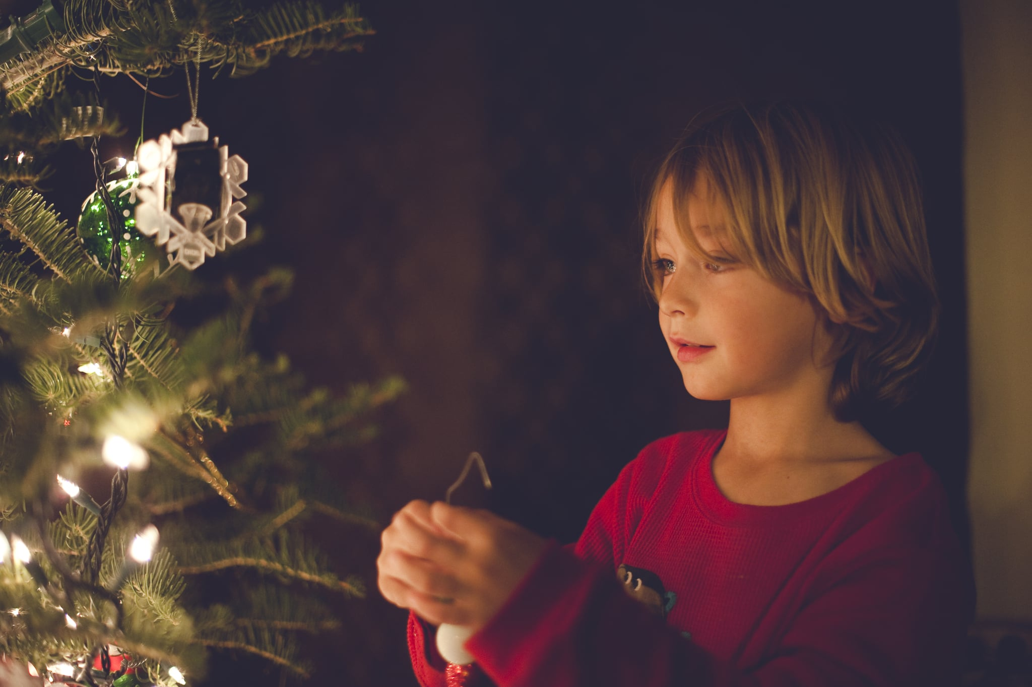 I'm Done Trying to Decorate the Perfect Holiday Home — My Kids Don't Even Care