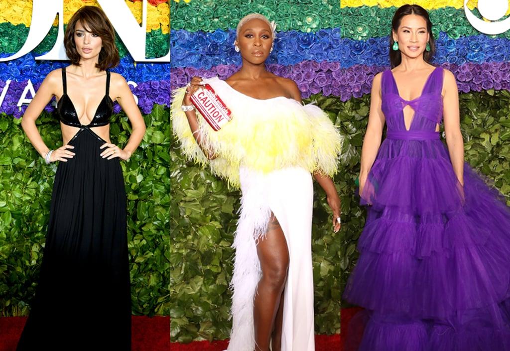 Tony Awards 2019 Red Carpet Dresses