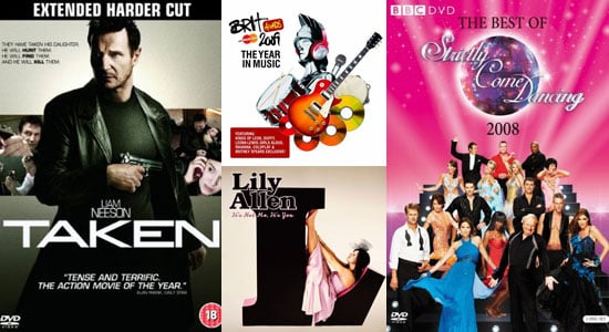 PopUK's Recommended New Releases DVDs and CDs Out This Week
