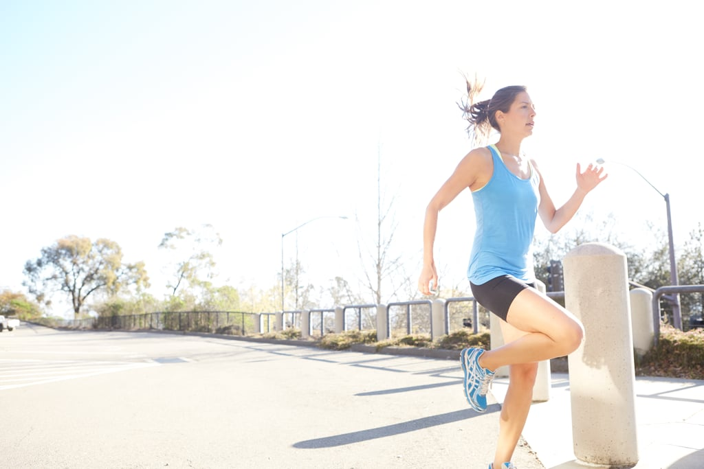 How To Tone Your Legs And Butt When Running Popsugar Fitness