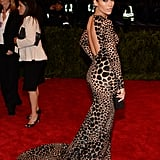 At the 2013 Met Gala