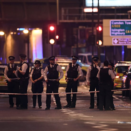 London Finsbury Park Attack June 2017