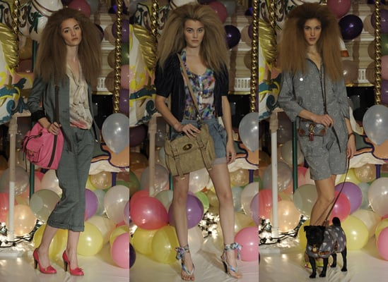 Photos of Spring Mulberry Collection 2010 at London Fashion Week