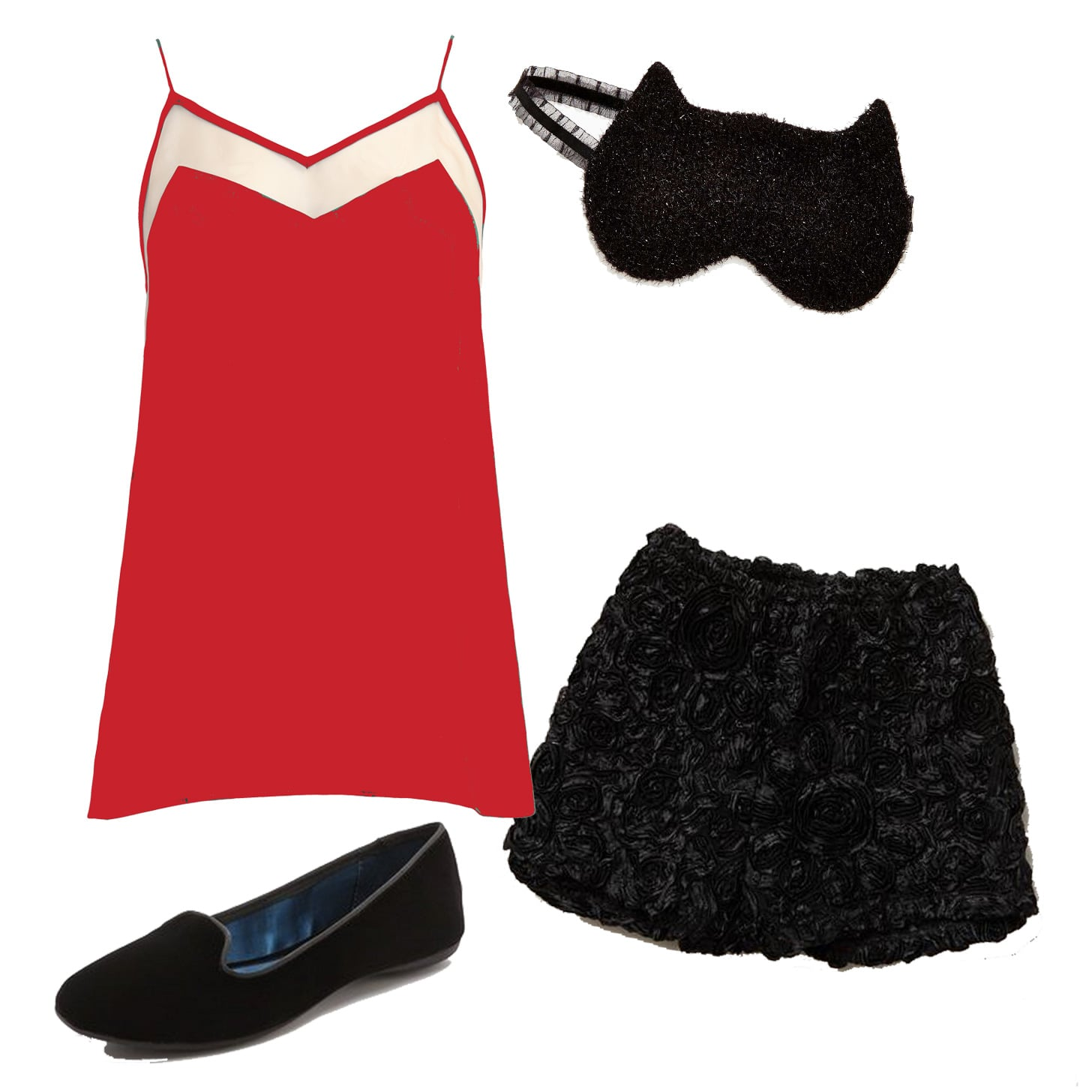 Valentine's Day Night Outfit
