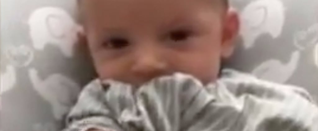 This Dad's Genius Hack to Stop His Baby's Crying Is Going Viral