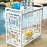 Horchow Tamsin Chinoiserie Bar Cart ($795)
