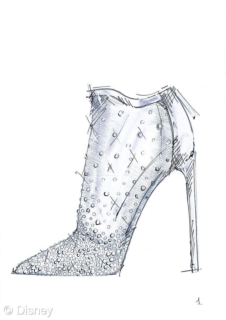 The Sketch: Stuart Weitzman