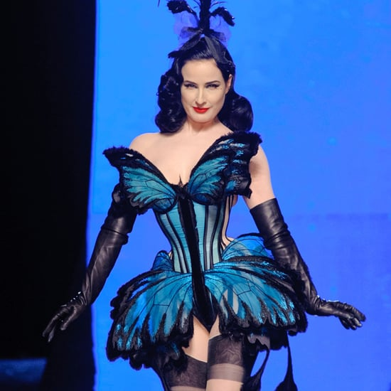Jean Paul Gaultier Haute Couture Fashion Week Spring 2014