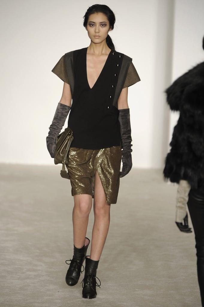 New York Fashion Week: Derek Lam Fall 2009