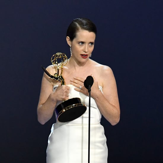 Claire Foy Emmys 2018 Speech Video