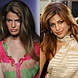 Model Cameron Russell Looks Like Eva Mendes