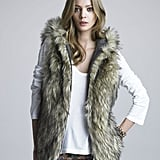 Equal parts glamorous and sporty, this cool reversible Shoreroad Faux-Fur Vest ($175) is double the fun.