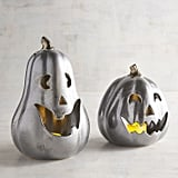 Pier 1 Imports Black Pumpkin Tealight Candle Holders