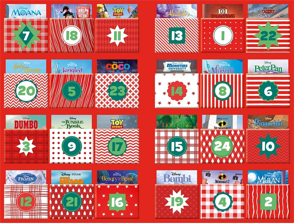 All of the Books in the Calendar