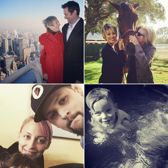 Celebrity Instagram Pictures For Mother's Day 2015