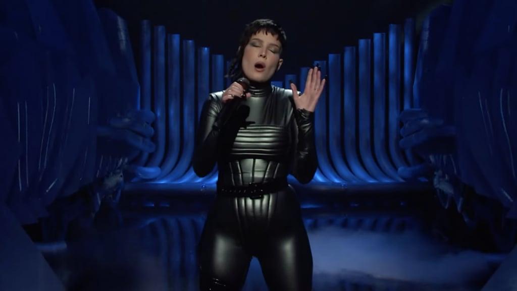 Watch Halsey's 2021 Performance on Saturday Night Live
