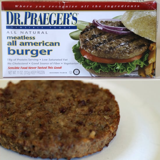 Dr. Praeger's Meatless All American Burger