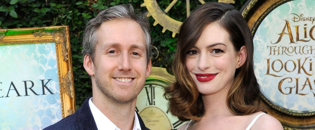 Anne Hathaway Makes Her First Stunning Red Carpet Appearance Since Having Her Baby