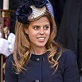 أروع تسريحات شعر الأميرة بياتريس