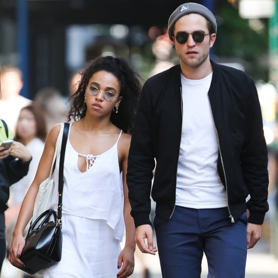 Robert Pattinson and FKA Twigs in NYC | Photos