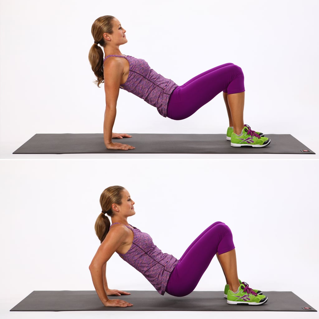Image result for How to Do Triceps Dips in 3 Simple Steps