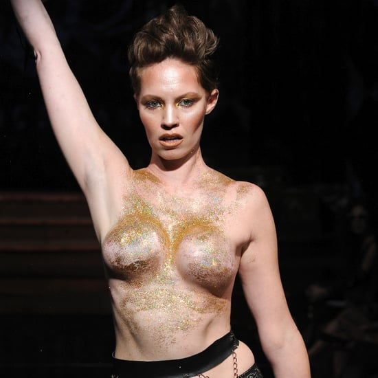 Breast Cancer Survivors Walked Runway Topless (Video)