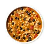 Tiller & Hatch Chicken Tortilla Stew With Black Beans, Red Peppers, and Corn